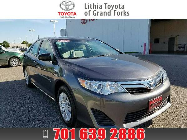 *2014* *Toyota Camry Hybrid* ** MAGNETIC GRAY PEARL