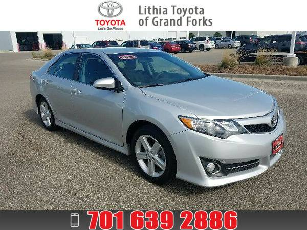 *2014* *Toyota Camry* *BASE* SILVER