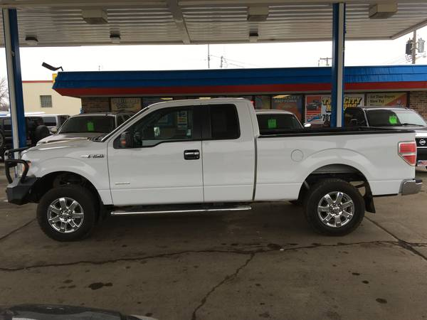 2013 Ford F-150 XLT Super Cab Eco-Boost