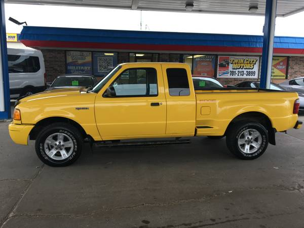 2002 Ford Ranger Edge Super Cab