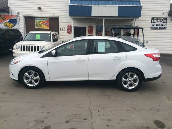 ★★★ 2013 Ford Focus SE / 2000 DOWN OAC...