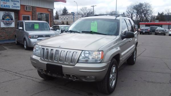2003 Jeep Grand Cherokee Limited HO