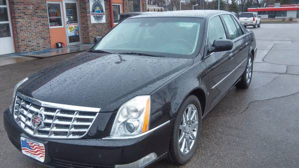 2008 Cadillac DTS Only 91K