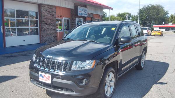 2012 Jeep Compass Latitude 77k