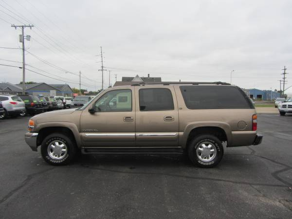 2003 GMC Yukon XL 4x4 3rd Row Seat. Clean & Loaded! Warranty