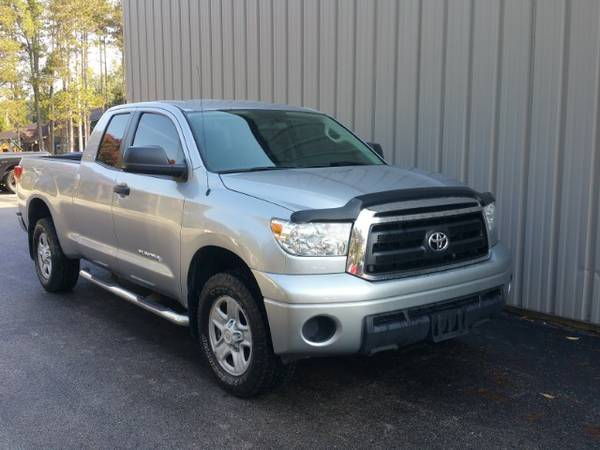2010 TOYOTA TUNDRA ! SR5 DOUBLE CAB ! ONE OWNER ! CLEAN CARFAX ! 4X4 !