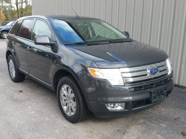 2007 FORD EDGE ! ONE OWNER ! LEATHER ! 76,000 MILES ! AWD ! VERY NICE
