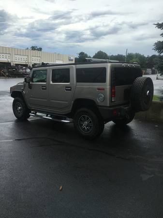 2006 *HUMMER* *H2* 4dr SUV 4WD (6.0L 8cyl 4A)