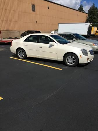 2004 *Cadillac* *CTS* 4dr Sedan (3.2L 6cyl 5M)