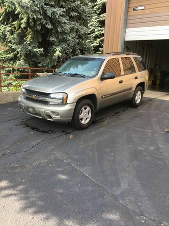 2003 *Chevrolet* *TrailBlazer* LTZ 4WD 4dr SUV (4.2L 6cyl 4A)