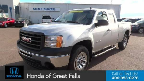 2012 GMC Sierra 1500 BASE