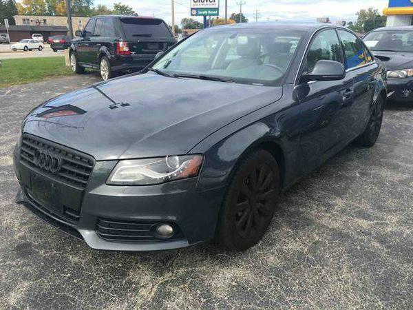 2009 *Audi* *A4* 3.2 Quattro Sedan 4D