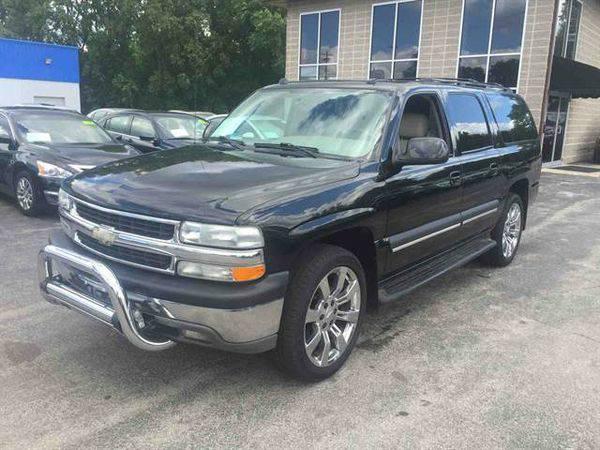 2004 *Chevrolet* *Suburban* *1500* LT Sport Utility 4D