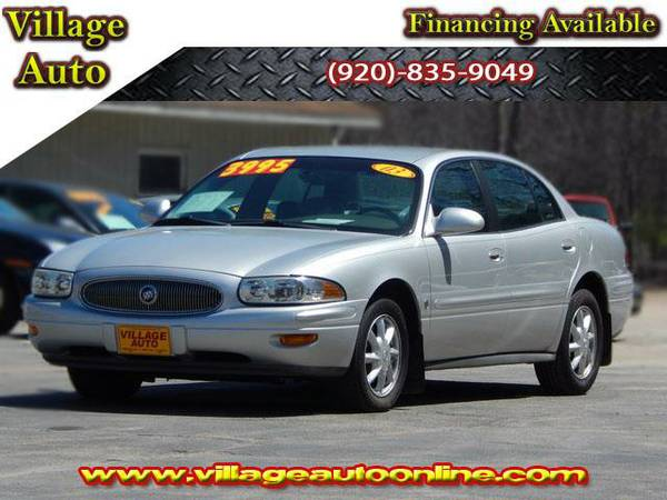 2003 *Buick LeSabre* Limited - Silver-TRADE INS WELCOME!