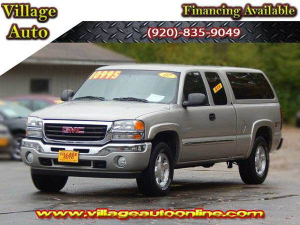 2007 *GMC Sierra 1500* SLE Z71 Ext Cab Short Box *One Owner* -...