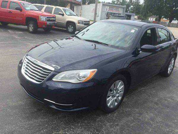 2013 *Chrysler* *200* LX Sedan 4D