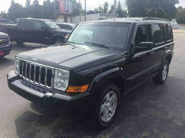 2008 *Jeep* *Commander* Sport Utility 4D