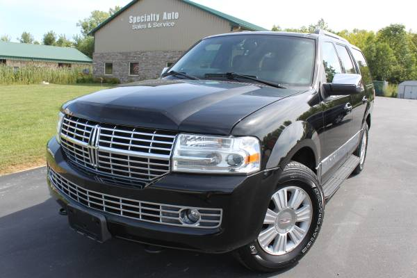 2007 Lincoln Navigator Ultimate 4WD ! 3rd Row! NEW TIRES! RUST FREE!