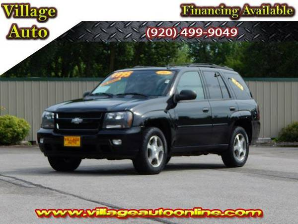 2006 *Chevrolet TrailBlazer* LT 4x4 *One Owner* - Chevrolet Black