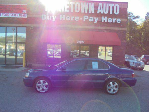 2002 *Acura* *TL* 3.2 Type-S 4dr Sedan ( Buy Here Pay Here )