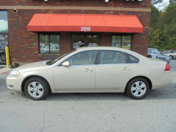 2008 *Chevrolet* *Impala* LT 4dr Sedan ( Buy Here Pay Here )