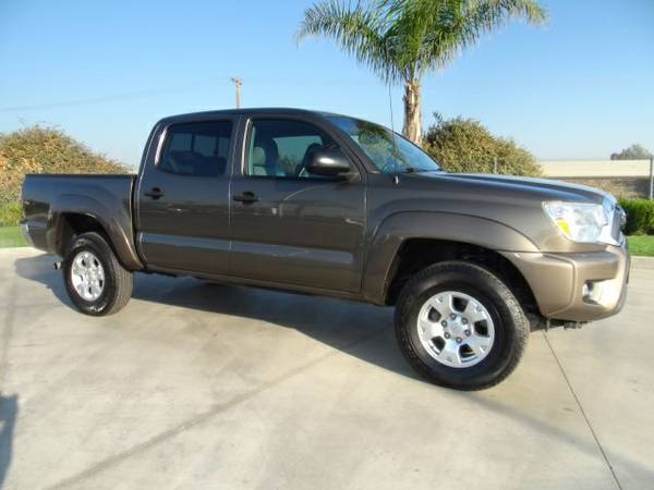 2012 Toyota Tacoma 4D Double Cab PreRunner