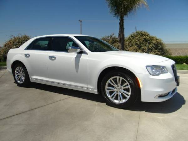 2016 Chrysler 300C 4D Sedan Base