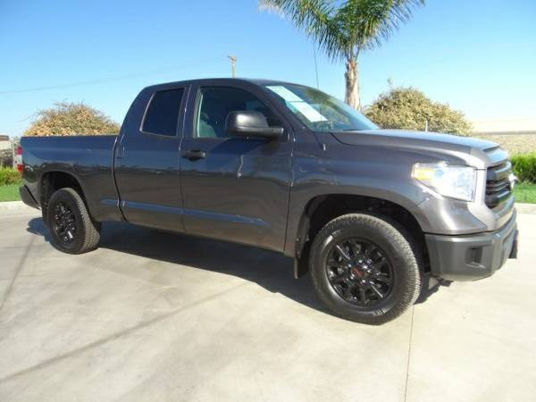 2015 Toyota Tundra 4D Double Cab SR