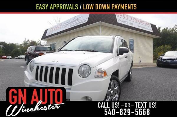 2007 Jeep Compass Limited 4x4 4dr Crossover