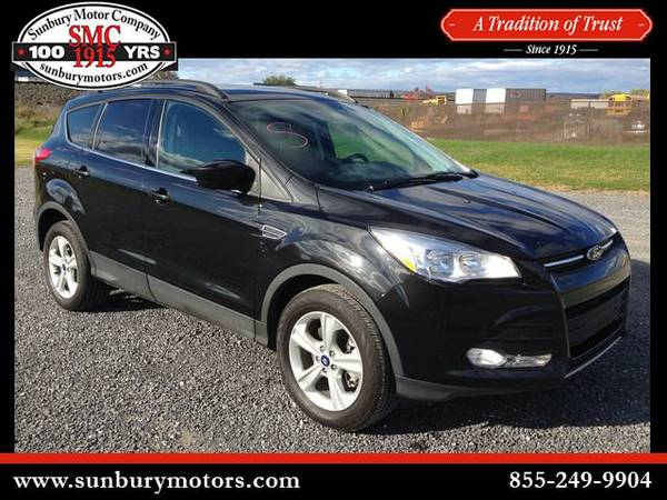 2015 Ford Escape - *GET TOP $$$ FOR YOUR TRADE*