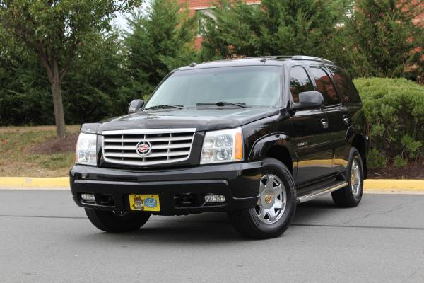 🚗🚗🚗2003 CADILLAC ESCALADE LUXURY AWD*LOW...