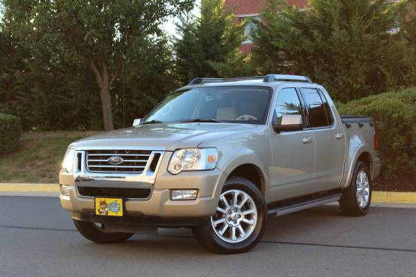 🚗🚗🚗2007 FORD EXPLORER SPORT TRACK LIMITED*ONE