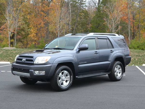 🚗 2005 *Toyota* *4Runner* *Sport* *Edition* 4WD Financing...