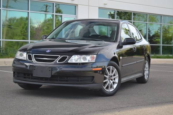 🚗 2004 *Saab* *9-3* *93* *Linear* *Sport* *Turbo* Leather...