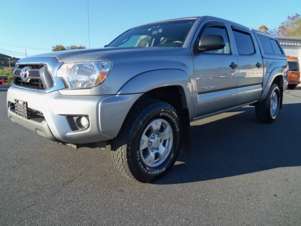 *****2014 TOYOTA TACOMA DOUBLE CAB 4X4 TRD*****LOW MILES