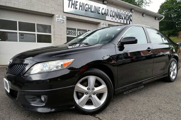 2011 Toyota Camry SE* 1 OWNER!!!* SUNROOF* AUX CONNECT* ALLOY WHEELS*