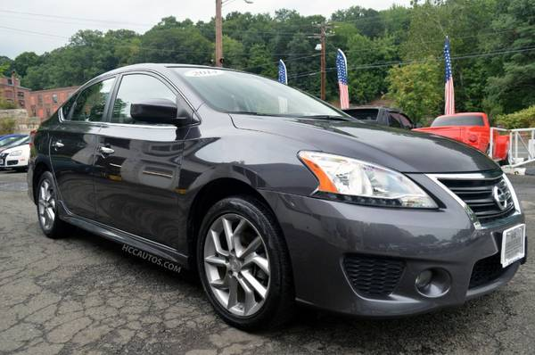 2014 Nissan Sentra SR* 1 OWNER* ONLY 37,000 MILES* FACTORY WARRANTY