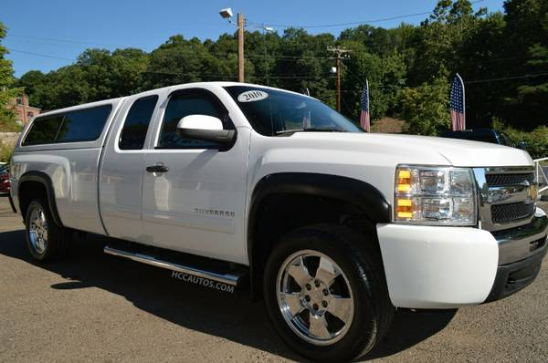 2010 Chevrolet Silverado 1500**4WD* Z71 OFF ROAD*CHROME FACTORY WHEELS