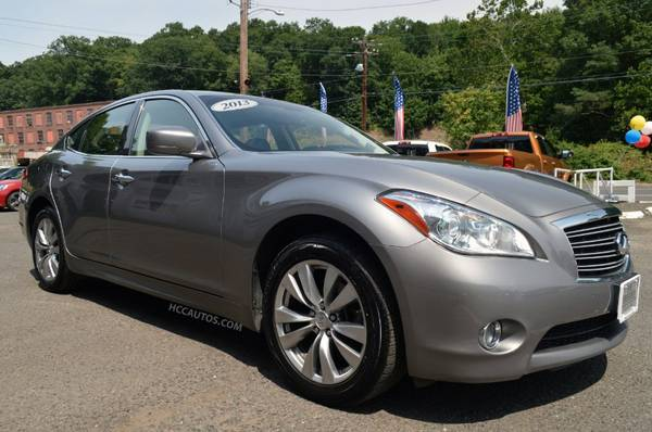 2013 Infiniti M37*AWD* 1 OWNER!!!* NAV & BACK UP CAMERA* BOSE SOUND