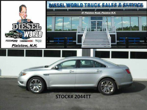 2010 *Ford* *Taurus* Limited 4dr Sedan *Specialist in Diesel Trucks*