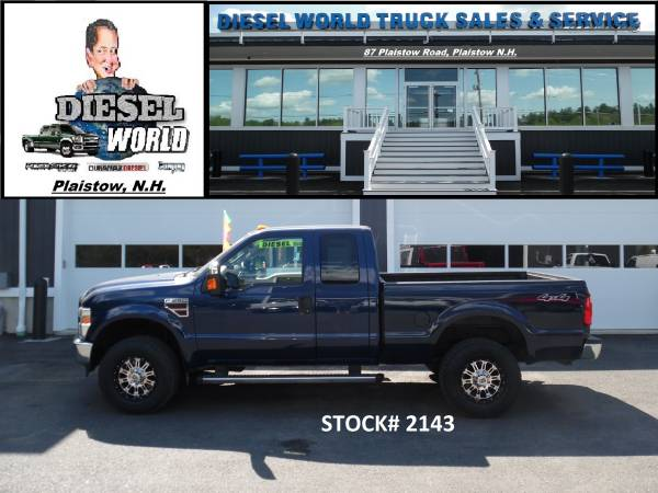 2010 Ford F250 Power stroke 6.4 Turbo Diesel SuperCab (Stk #: 2143)
