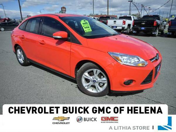2014 FORD FOCUS SE only 8,528 miles