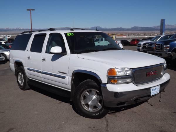 2004 GMC YUKON XL 1500 SLT 4X4