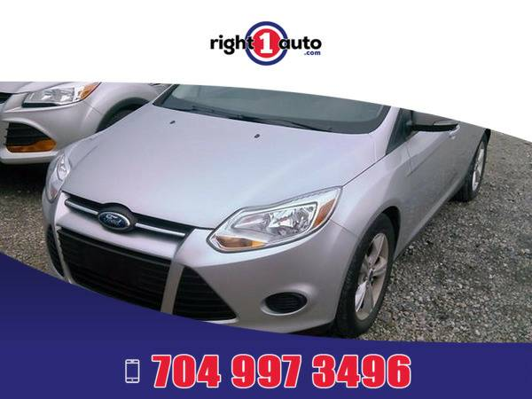 *2013* *Ford Focus* *Ingot Silver*