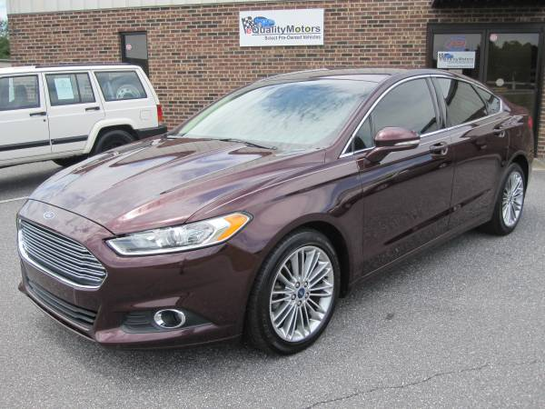 2013 FORD FUSION SE **NAVIGATION**TECH PACKAGE**FINANCING AVAILABLE**