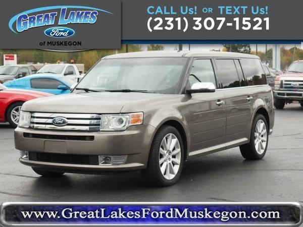 2012 Ford Flex Limited SUV Flex Ford