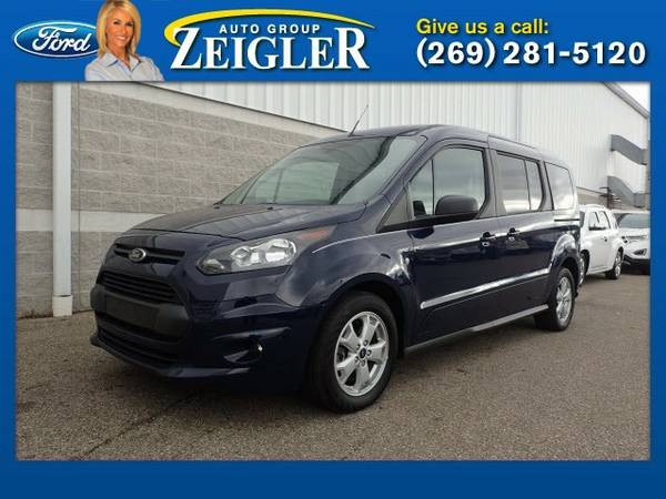 2014 Ford Transit Connect Wagon XLT Van Transit Connect Wagon Ford