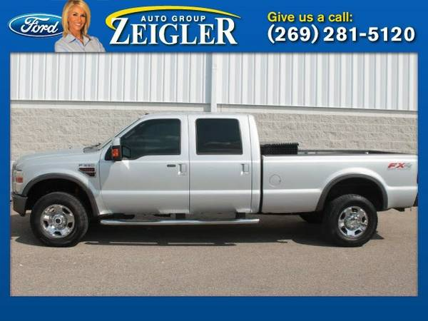 2008 Ford Super Duty F-350 SRW FX4 Truck Super Duty F-350 SRW Ford