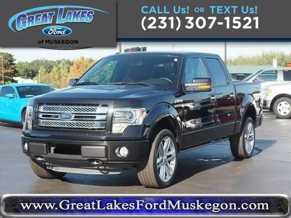 2013 Ford F-150 Limited Truck F-150 Ford