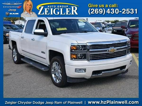 2015 Chevrolet Silverado 1500 High Country Truck Silverado 1500...